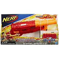 Nerf - Lanzador N-Strike Barrel Break (Hasbro)