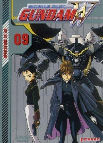 Mobile Suit Gundam Wing - Vol. 9, Episoden 41-45 (Mobile Suit Gundam Wing)