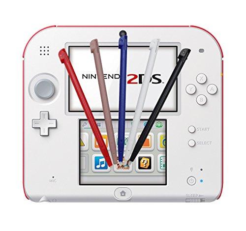 UUShop Stylus-Eingabestift für Nintendo 2DS / 3DS 5 Stück