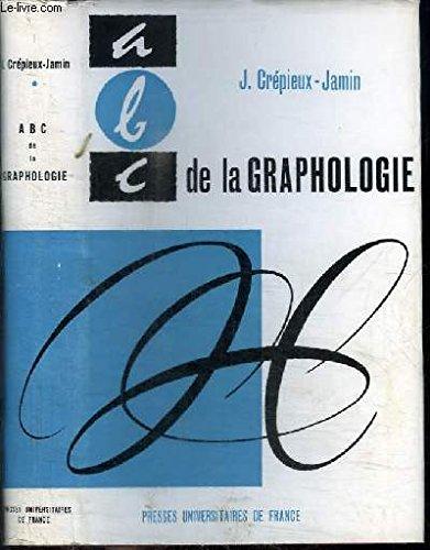 ABC DE LA GRAPHOLOGIE