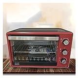 HARDY-YI Mini Forno - Mini Forno da 30L per Uso Domestico Forno Elettrico Multifunzione Cottura Torta Rotante Pollo arrosto Forno a Grande capacità -Fornetti (Colore : B)