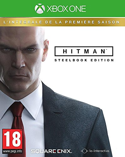 HITMAN : THE COMPLETE FIRST SEASON  XBOX ONE IMPORTACION FRANCESA