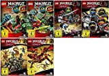 LEGO Ninjago Staffel  7-9