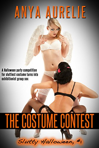 The Costume Contest (Slutty Halloween Book 1) (English Edition)