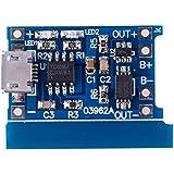 Eachbid TP4056 18650 5V Mini USB 1A Lithium Battery Charger Module Charging Board 10 Pcs