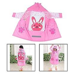 Itian Funny animal Raincoat...
