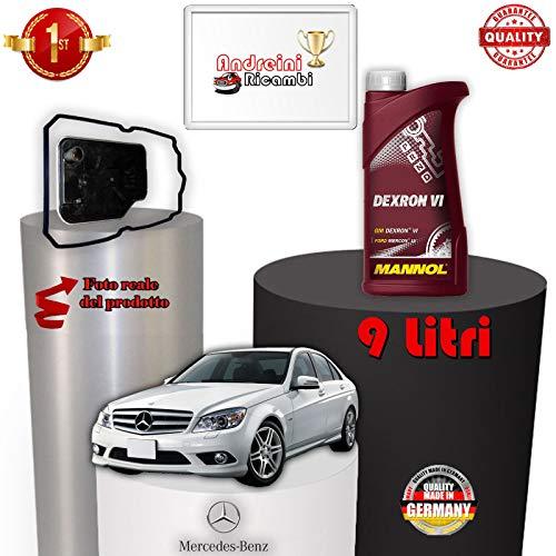 KIT FILTRO CAMBIO AUTOMATICO E OLIO W204 C 350 CDI 165KW 2014 -> /1076