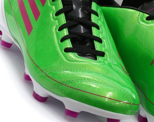 Adidas F10 trx fg G43936, Football Homme Vert, violet et blanc