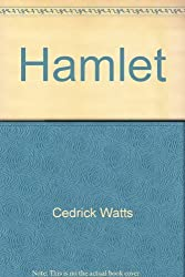 Hamlet (Twayne's New Critical Introductions to Shakespeare) by Cedric Watts (1988-07-30)