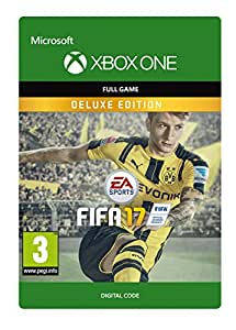 FIFA 17 - Deluxe Edition (Xbox 360): Amazon.co.uk: PC ...