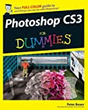 Photoshop CS3 For Dummies by Bauer, Peter (2007) Paperback