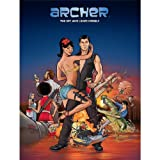 Archer (24inch x 32inch / 60cm x 79cm) Silk Print Poster - Seide Plakat - 124D72