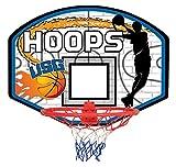 USG CSL650 Panneau de Basket Mixte Enfant, Blanc, Talle 60 x 45 cm