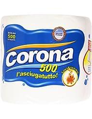 Corona l'Asciugatutto, 500 Strappi - 1 Bobina