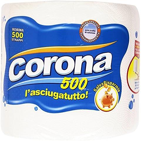Corona - L'Asciugatutto, 500 Strappi - 1