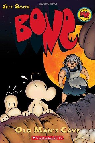 Old Man's Cave (Bone #6): Old Man's Cave v. 6 por Jeff Smith