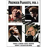 Premier Pianists, vol. 1 : Tureck, Kraus, Kempff, Serkin, Guilels, Argeirch, Ciccolini, Richter, Cliburn.