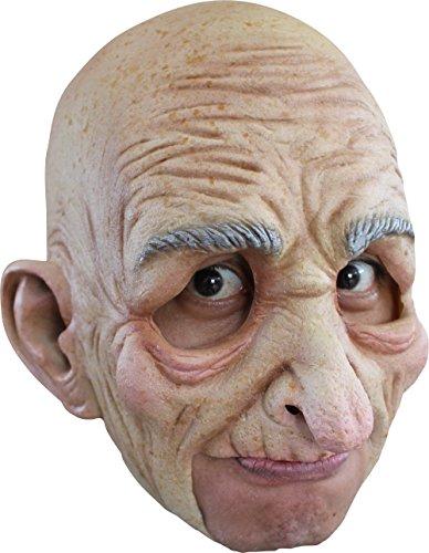 Alter Mann Maske für Erwachsene (Halloween Mann Alter Kostüme)