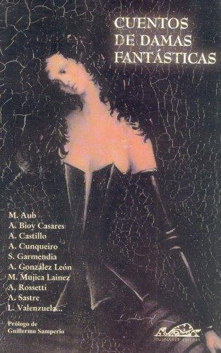 Portada del libro Cuentos de damas fantásticas (Narrativa Breve)