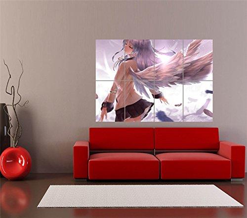 Preisvergleich Produktbild ANGEL BEATS ANIME MANGA JAPAN GIANT ART PRINT HOME DECOR NEW POSTER OZ1571