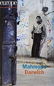 """Afficher """"Europe n° 1053-1054 Mahmoud Darwich"""""""