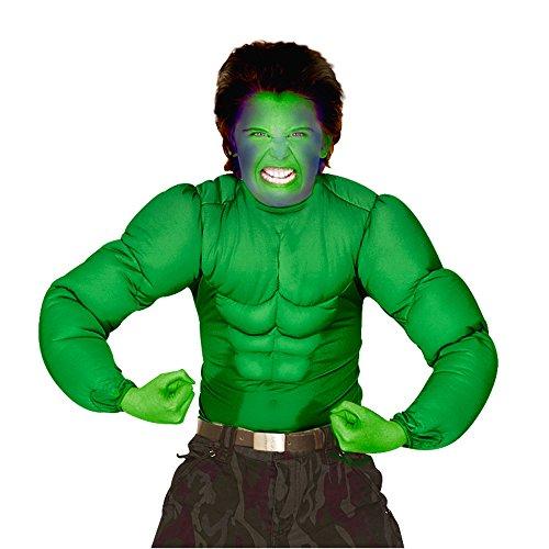 Imagen de widman  disfraz de hulk para niño, talla m 8  10 años  12587  alternativa