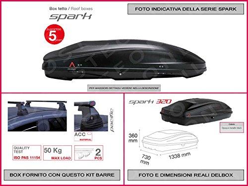 box-portatutto-auto-in-kit-spark-320-lt-1338-x-730-x-360-compreso-barre-portatutto-portapacchi-peuge