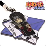 NARUTO Metal Ninja Star Netsuke Cell Phone Charm (Itachi) (japan import)