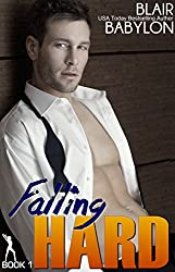 Falling Hard (Billionaires in Disguise: Lizzy #1): A Romance Novel (English Edition)