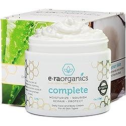 Crema Hidratante Natural para la Piel
