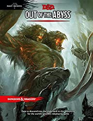 Out of the Abyss (D&D Accessory) by Wizards RPG Team (2015-09-15)