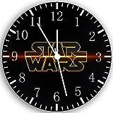 Star Wars reloj de pared de 25,4 cm se color y para pared Z64