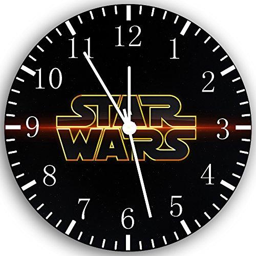 Star Wars reloj de pared de 25,4 cm se color y para...