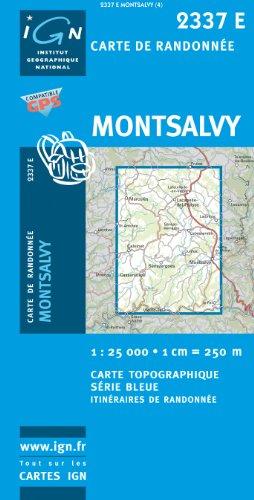 Descargar Libro Montsalvy GPS de IGN
