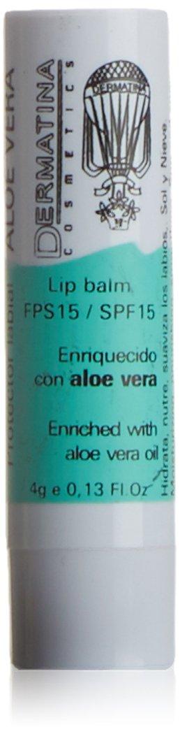 Dermatina protettore labiale Aloe Vera - 4 ml