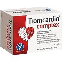 Tromcardin Complex Tabletten, 1er Pack (1 x 120 Stück) preisvergleich bei billige-tabletten.eu