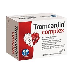 Trommsdorff TROMCARDIN complex Tabletten, 120 Stück