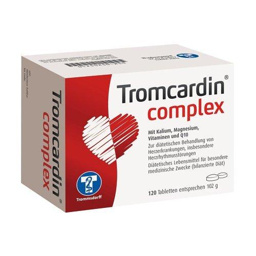 Trommsdorff TROMCARDIN complex Tabletten, 120 Stück - Magnesium-120 Tabletten