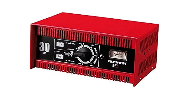Absaar 30amp 12v 24v Und 250 A Professioneller Autobatterie Ladegerät Starthilfe Auto