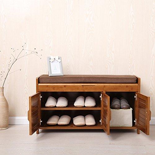 Rack di scarpe per mobili da corridoio scarpe scarpiera legno scarpiera multipiano rack semplice - Mobili da corridoio ...