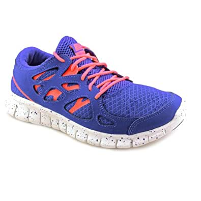 Nike Free Run+ 2 EXT Men Laufschuhe ultra marine-solar red - 46
