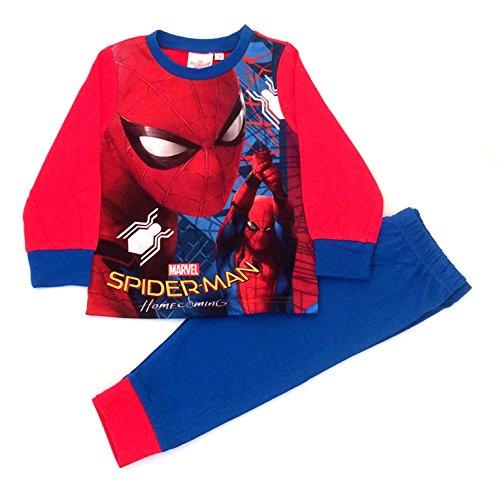 Boys SPIDERMAN homecoming pyjama...