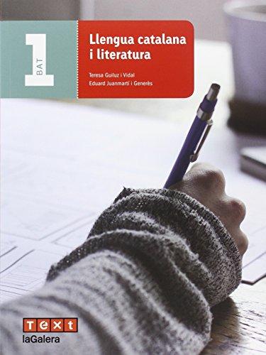 Llengua catalana i literatura 1 bat (bat2016)