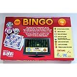 Bingo DVD BINVI Edición Europea 8 idiomas