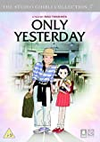 Only Yesterday - DVD - Omohide Poro-poro...