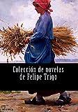 Colección de novelas de Felipe Trigo
