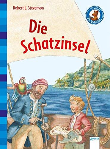 Die Schatzinsel (Der Bücherbär - Klassiker für Erstleser)