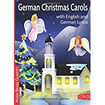 German Christmas Carols: Mixed Brass Quartet