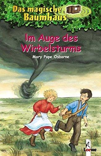 Das magische Baumhaus (Bd. 20): Im Auge des Wirbelsturms -