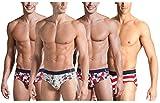 Jockey USA Originals Prints Briefs - Ass...